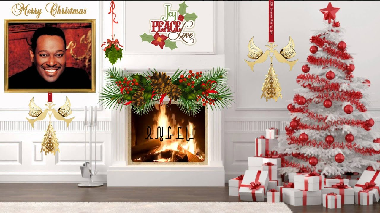 Luther Vandross *☆* May Christmas Bring You Happiness - YouTube
