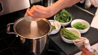 Trevor Kunk Shows A Wonderful Spring Salad Recipe   Williams-sonoma