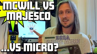 McWill, Majesco or Sega: What's tнe best way to play Game Gear?