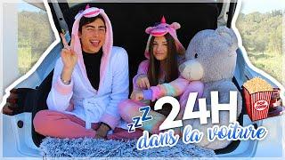 24H EN VOITURE ! w/ Ma soeur (Partie 2)