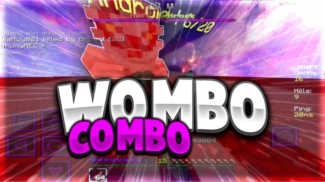 Empty//WOMBO COMBO// MCPE// Grind 2
