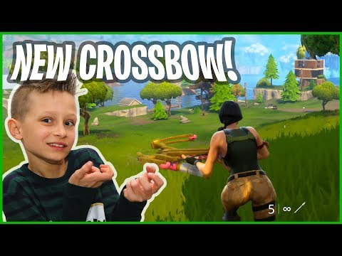 New Valentines Crossbow Update in Battle Royale!