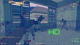 CS 1.6: Новогодняя Резня ★ Лучшие моменты - приколы и юмор Counter Strike