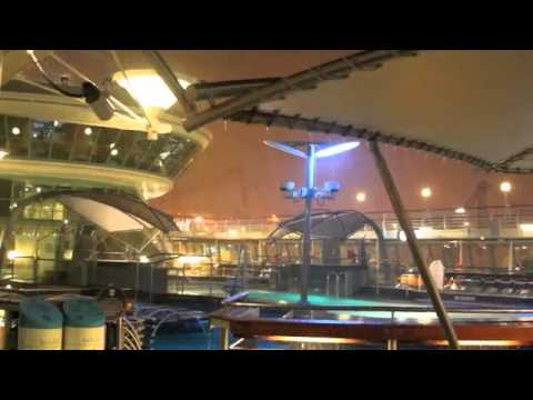Keelung and a day at sea - Legend of the Seas