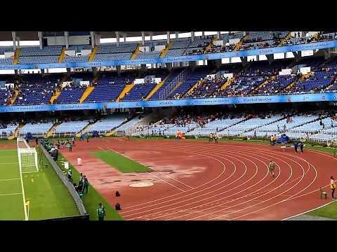 Inside view of salt lake stadium kolkata |  India | FIFA World Cup