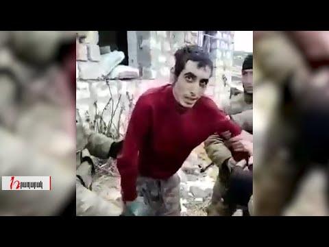 Նոր հայ գերի այսօրվա գործողությունների արդյունքում