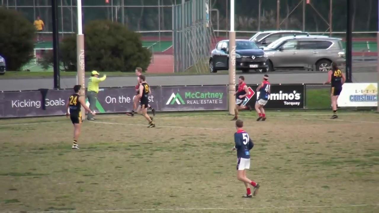 Torquay vs Portarlington - Torquay Kick Ins