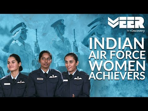 Women Fighter Pilots E2P5 | Truly Inspiring Indian Women Achievers in IAF | Veer by Discovery
