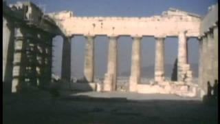 Die Akropolis (Athen 1974)