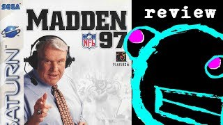 Madden NFL 97 (Sega Saturn) Unboxing and Review - Nostalgia Wound