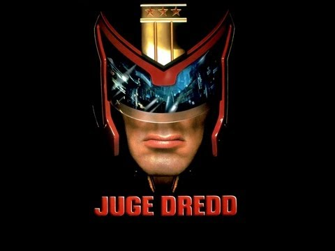 Judge Dredd (1995) & Dredd (2012) Movie Reviews