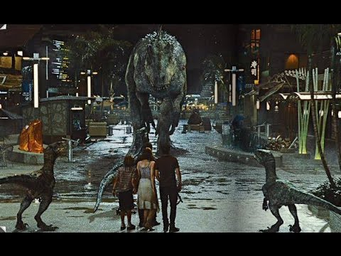 Dinosaur Fight Tribute Music Video