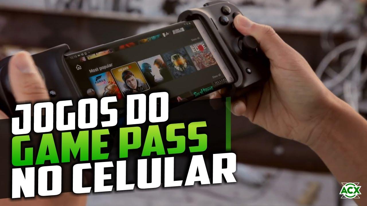 XBOX GAME PASS no CELULAR de GRAÇA para ASSINANTES ULTIMATE tem DATA e MAIS PAÍSES pra chegar!