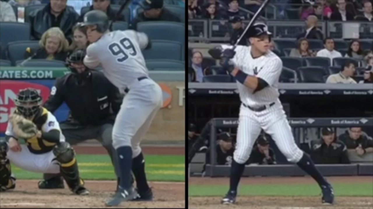 Aaron Judge Keys to Hitting for Power ...
