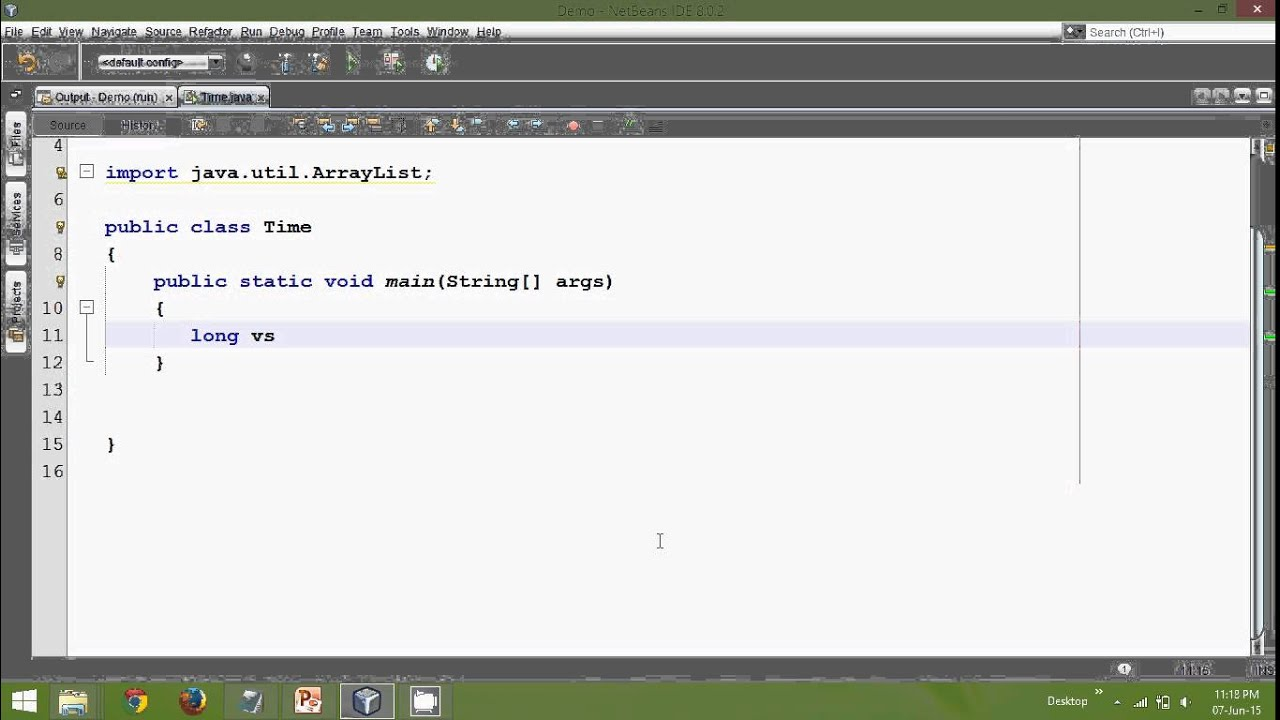 14 13 How to use CurrentTimeMillis of System Class to calculate execution  time in Java Tutorial