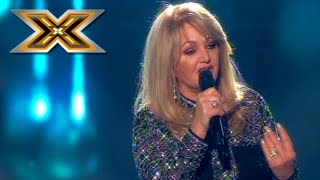 Гость шоу Х-фактор – Bonnie Tyler. Х-фактор 6. Седьмой прямой эфир