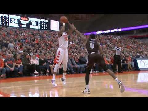 Highlights | Syracuse vs St. Bonaventure