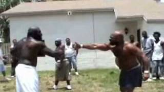 Street Fights - Black VS Black kimbo slice vs byrd.mp4