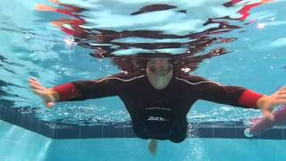 Triathlon Swimming Skills - Starting from in the water