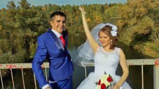 Наш свадебный клип 2016.   Свадьба в деревне.