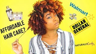 Affordable Natural Hair Products | $5 Curly Hair Products | Does Price Matter?  | African Pride
