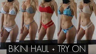 One of Alex Prout's most viewed videos: HUGE AFFORDABLE BIKINI HAUL & TRY-ON!   Alex Prout