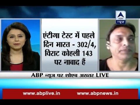 Virat Kohli should score 400, says Shoaib Akhtar
