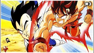 Goku contra Vegeta y Nappa - Directo #3 - Dragon Ball Z Kakarot