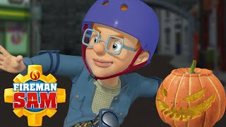 Norman's Halloween Go-Cart 🎃 Fireman Sam US | Halloween Special | Videos for Kids