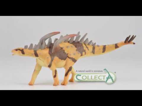 CAW Dinosaur Discussion Ep. 74: - CollectA Prehistoric Figures 2017