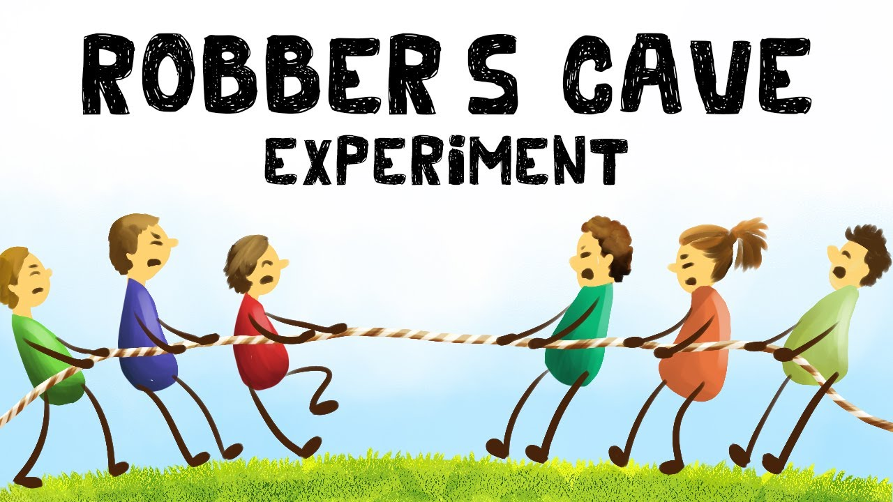 Robber's Cave Experiment - Realistic Conflict Theory