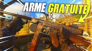 Astuce Pour Avoir Une Arme Épique Secrète Gratuite sur Call of Duty: WW2 !