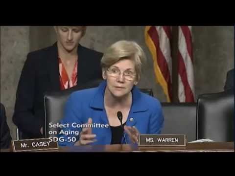 Elizabeth Warren - Diabetes Research: Improving Lives on the Path to a Cure