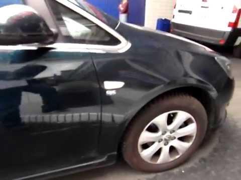 Avis Frankfurt City Center Car Return (unedited video)