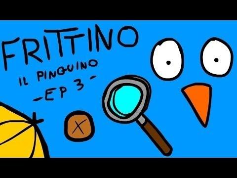 Frittino il Pinguino fa... l'investigatore - Ep. 3 w/ SurrealPower & Jon SRIC