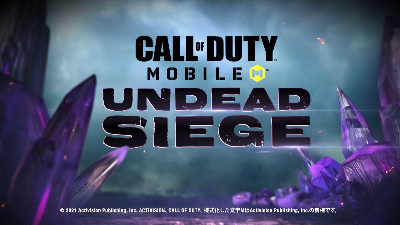 Call of Duty®: Mobile - UNDEAD SIEGE発表