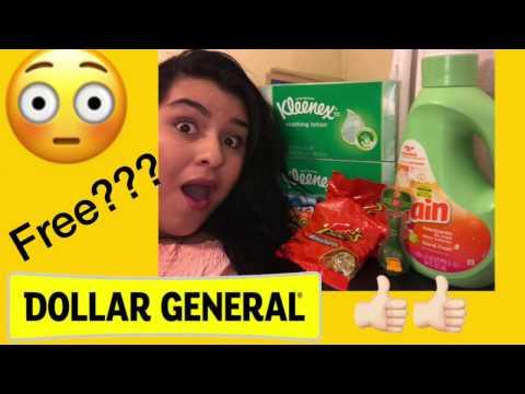 Dollar General Free Items??? 1/6/17
