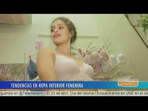 Tendencias en ropa interior femenina [Noticias] - Telemedellín
