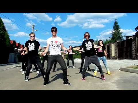 Yelawolf - I Just Wanna Party | Choreography By Maks Koryakin | LA DANCE SCHOOL 2012
