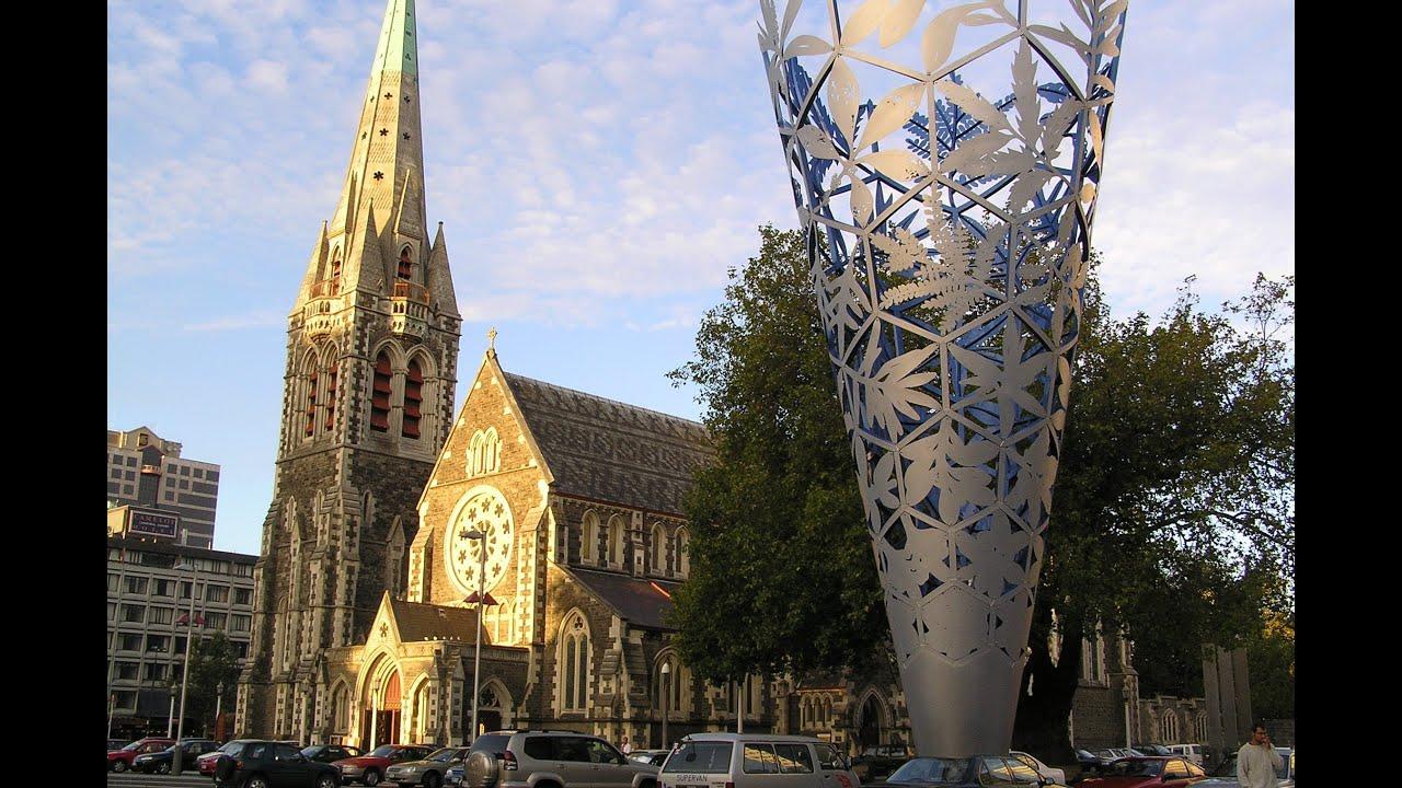NZ Singles from Christchurch City