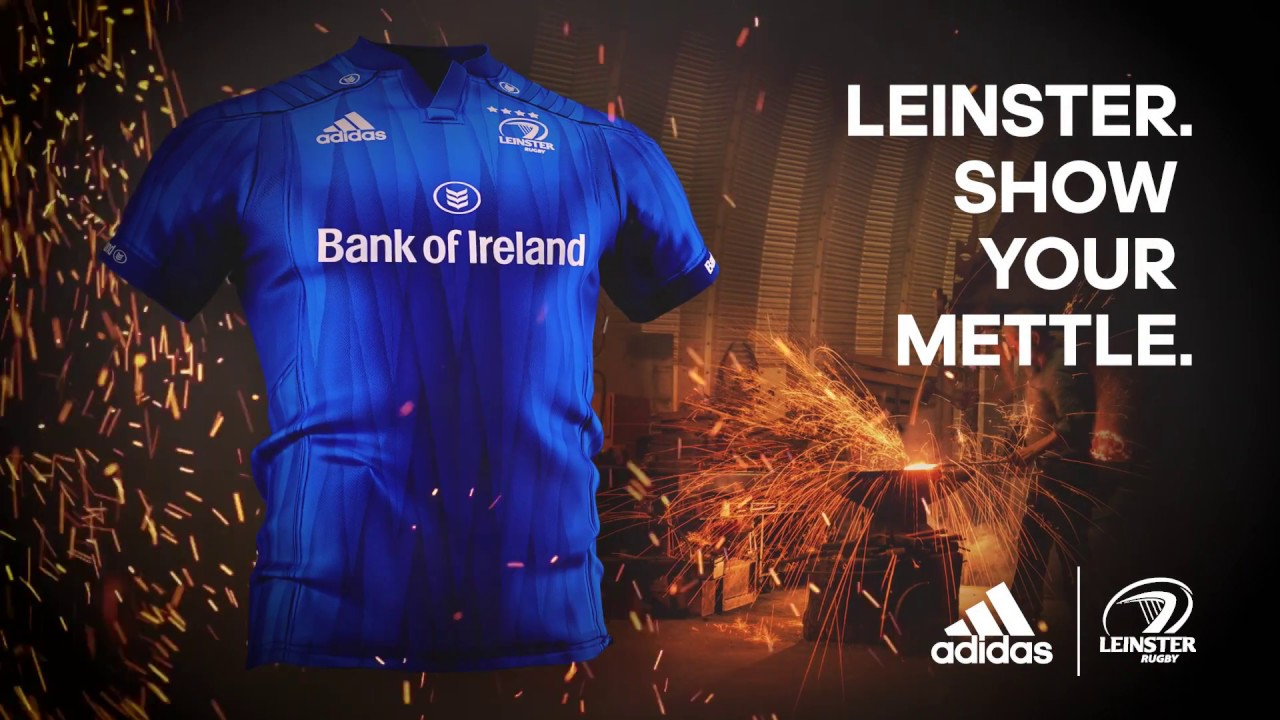 2d6de2592 Leinster Rugby | Leinster Rugby reveal new adidas Home and Alternate jerseys