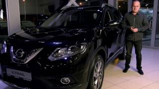видео Nissan X-Trail 2015 Тест-драйв. Игорь Бурцев.