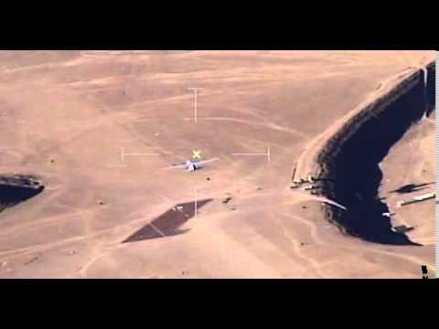 IAF C-130J landing at Daulat Beg Oldie, Ladakh - YouTube