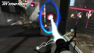 Portal 2: In Motion DLC trailer for PlayStation 3