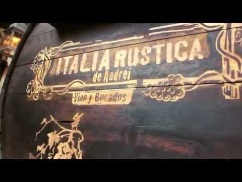 Restaurante Italia Rústica De Andrei