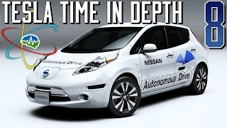 Tesla Time News - In Depth: Autonomous Nissan Leaf