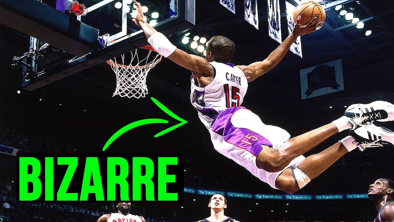The BIZARRE Career Of VINCE CARTER Explained