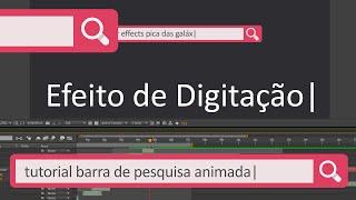 Video 28. After Effects: Efeito de Digitação (Typewrite Effect) download MP3, 3GP, MP4, WEBM, AVI, FLV Juni 2018