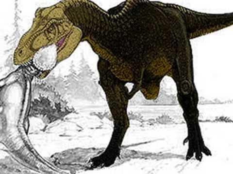 Dryptosaurus Remix