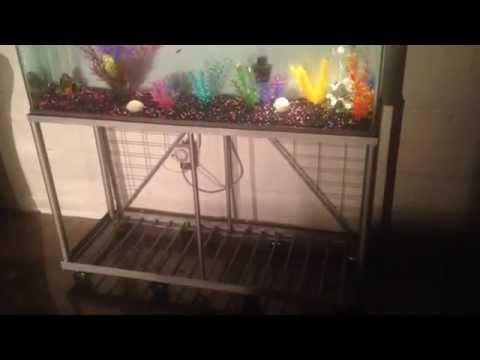 Aquarium Stand DIY